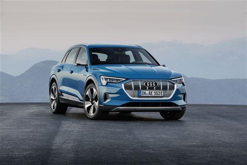 Audi砸下百億歐元發展e-tron系列電動車。(圖/翻攝網站)