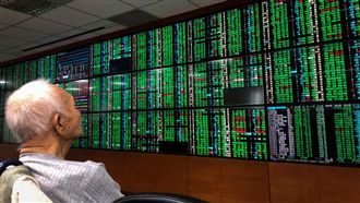 亞股拖累「內外夾擊」 台股跌逾百點