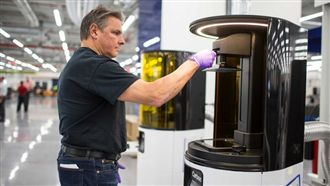 生產技術升級 福特使用3D列印零件