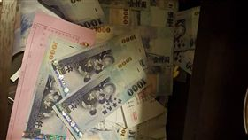 私房錢,抽屜,鈔票/爆廢公社