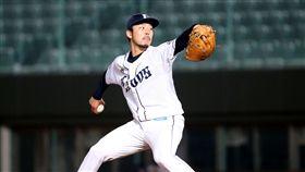 ▲西武獅投手本田圭佑在冬季聯盟優異演出。(圖/中華職棒提供)