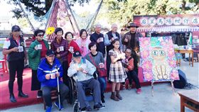50位老朋友重回后里馬場 見證百年風華再現/台中市政府提供