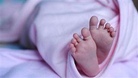 嬰兒、小腳丫、新生兒、出生/Pixabay