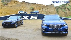2019年式第四代BMW X5。(圖/鍾釗榛攝影)