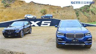 影/第四代BMW X5 上市開箱