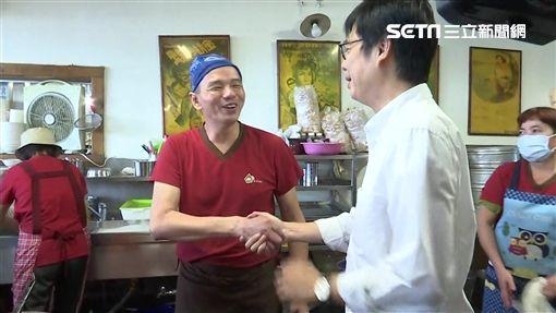 陳其邁力挺郭家肉粽,三立新聞