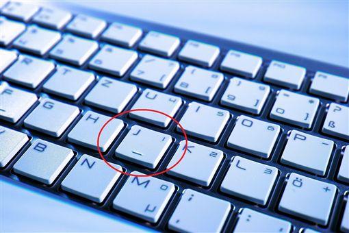 鍵盤上的J、F鍵為何會凸起。(圖/翻攝自pixabay)