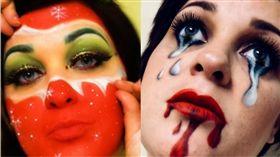 女網紅戴沃爾(Alyssa Anne Dayvault)陰道大出血 揭2次殺嬰棄屍案(圖/翻攝自臉書)