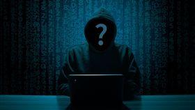 駭客,匿名,網路犯罪,犯罪,數據。(圖/翻攝自pixabay)