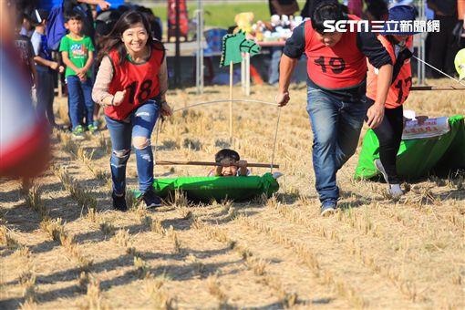 台南鄉村旅遊,台南市觀光旅遊局,無米樂,田間玩很大,愛稻遊樂園,農鄉