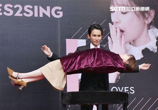 王心凌圖/記者林士傑攝影