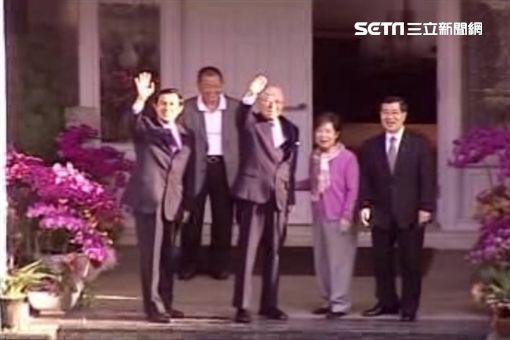 2008年3月27日李馬會,新聞台