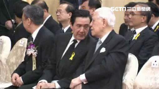 2017/03/31前副總統李元簇,新聞台