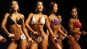 「女子比基尼」在健美職業賽相當受到矚目。(圖/大會提供)