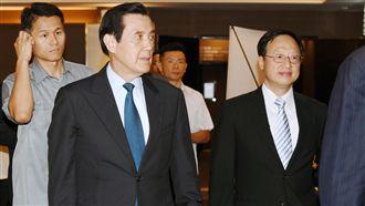馬英九回憶錄 律師:請法院更正內容