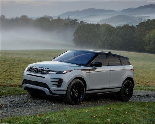 Range Rover Evoque(圖/車訊網)