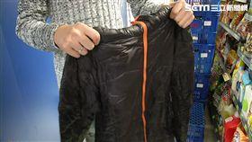 羽絨衣保暖度實測!