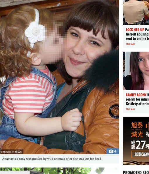 俄羅斯,媽媽,性侵,殺害,棄屍,屍體,森林https://www.thesun.co.uk/news/7962657/mum-murdered-gang-raped-teen-boys-eaten-animals/