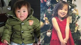 中國,美國,棄嬰,女兒,領養 翻攝微信