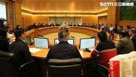 朱立倫主持任內最後一次新北市政會議,新北市府提供