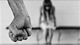 霸凌,自殺,恐怖情人,毆打(圖/翻攝自pixabay)