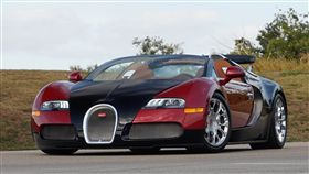 Bugatti Veyron(圖/翻攝網路)