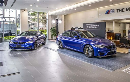 BMW M5 Competition(圖/車訊網)