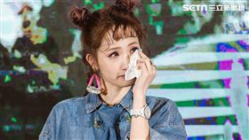 粉絲串通經紀人幫她慶生,讓朱俐靜又哭又笑。(圖/SJwedding提供)