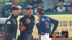 ▲最專業的職棒聯盟號召最專業人員來當裁判。(圖/中華職棒聯盟提供)