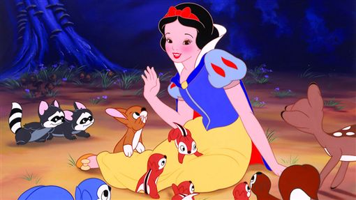 白雪公主(圖/翻攝網路)
