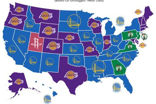 NBA/勇士獲選「最討厭球隊」冠軍NBA,金州勇士,Stephen Curry,Kevin Durant,浪花兄弟翻攝自San Francisco Chronicle