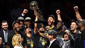 NBA/勇士獲選「最討厭球隊」冠軍  NBA,金州勇士,Stephen Curry,Kevin Durant,浪花兄弟  翻攝自推特