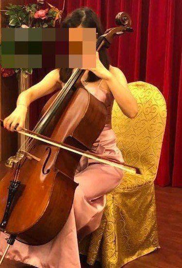 音樂才女,墮胎,未婚夫,台中,翻攝臉書