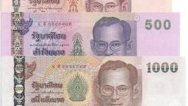 泰銖(圖/翻攝自維基百科)