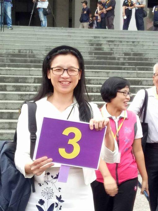 朱挺玗,海洋局長,韓國瑜,朱安雄,賄選,議員,璩美鳳 圖/翻攝自臉書