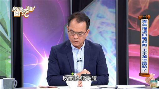 鄭弘儀談孝子跟孫安佐/翻攝自新聞挖挖哇YouTube