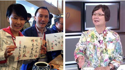 -李新-郭新政-羅淑蕾-合成圖/翻攝自郭新政臉書(左)、資料照(右)