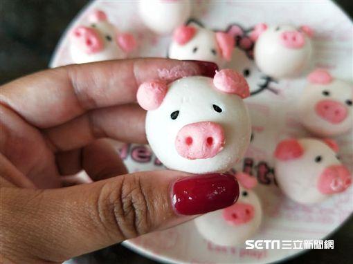 巧手媽做豬仔湯圓/黃琪珊授權提供