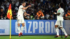 世俱盃/貝爾戴帽 皇馬折鹿角闖決賽 足球,世俱盃,皇家馬德里,Gareth Bale,鹿島鹿角 翻攝自推特
