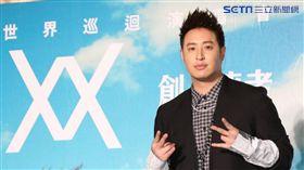 潘瑋柏今宣布明年3月9號重回小巨蛋演唱會。(圖/記者林士傑攝影)