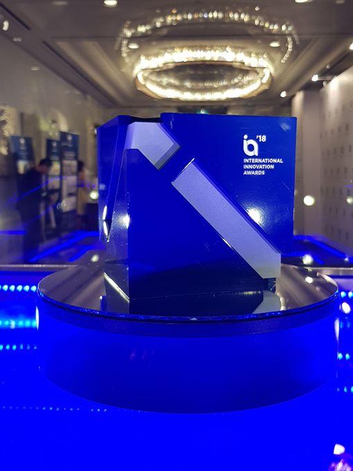 碧波庭「內在按摩儀」 榮獲「國際創新獎」肯定
