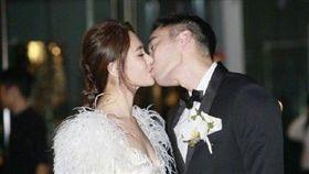 阿嬌,鍾欣潼,賴弘國,結婚,伴娘/翻攝自Real皮皮王微博