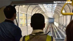 捷運環狀線,三環三線,新北市長,朱立倫,/新北捷運工程局提供