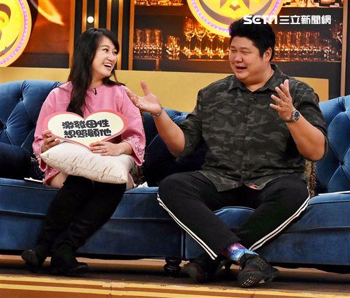 哈孝遠、老婆瑄瑄 圖/衛視提供