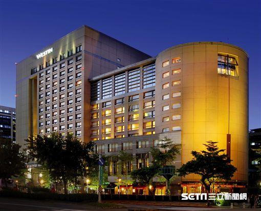 台北六福皇宮威仕汀酒店。(圖/品牌提供)