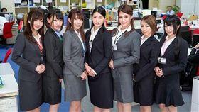 日本,AV女優,A片,波多野結衣 圖/翻攝自SOD