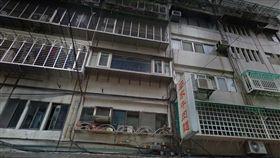 台北,燒炭,自殺,中山區(圖/翻攝google)