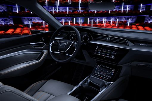 Audi多媒體娛樂系統(圖/翻攝網路)