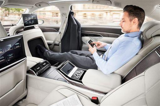 Audi A8(圖/翻攝網路)