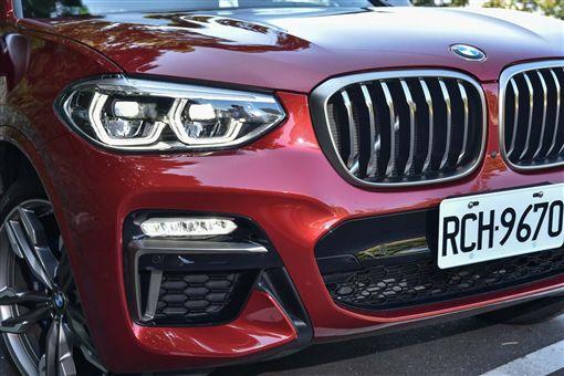 BMW X4 M40i(圖/車訊網)